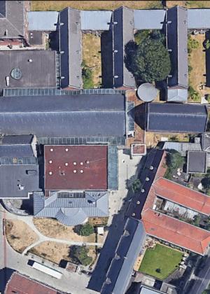 Satellietfoto site
